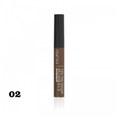 EYEBROW MODELING GEL-LIGHT BROWN