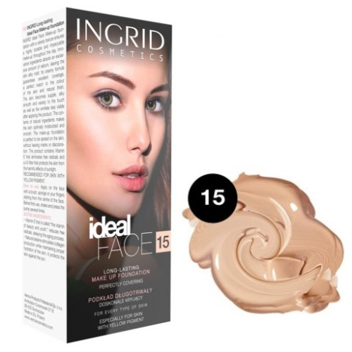 ideal FACE FOUNDATION/ 15  NATURAL