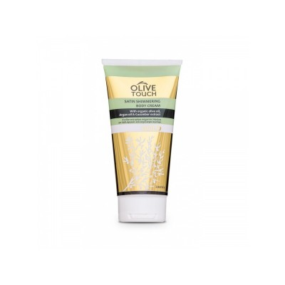 SATIN SHIMMERING BODY CREAM 200ml