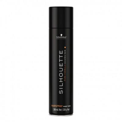 SILHOUETTE HAIRSPRAY  SUPER HOLD  300ml