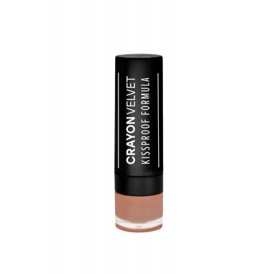 Crayon Velvet  501 Light Chocolate