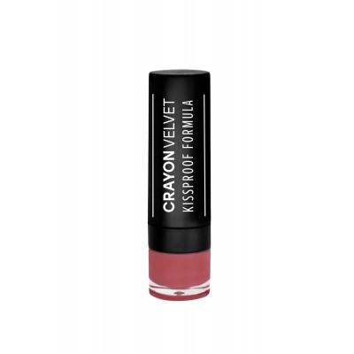 Crayon Velvet  505  Mineral Red