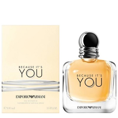 BECAUSE IT'S YOU FOR HER - EMPORIO ARMANI  Χύμα Άρωμα Τύπου